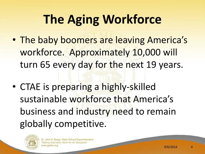 The Aging Workforce