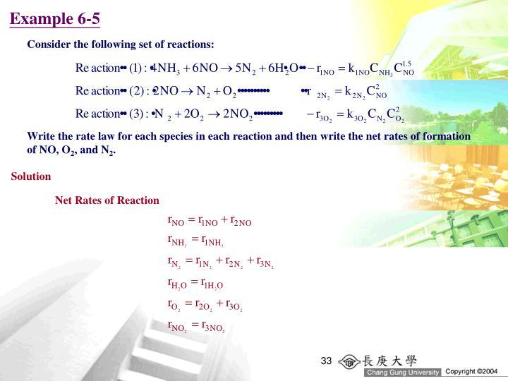 Example 6-5