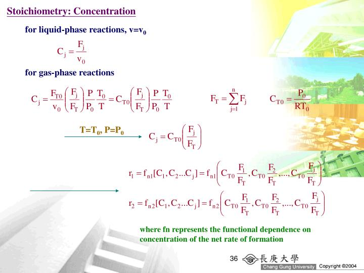 Stoichiometry: Concentration