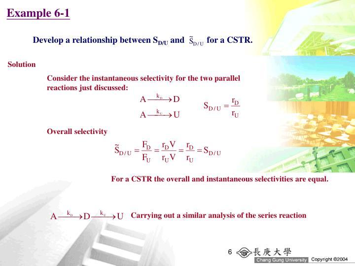 Example 6-1