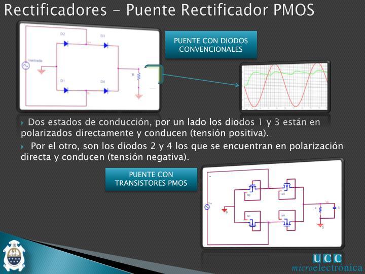 Rectificadores - P