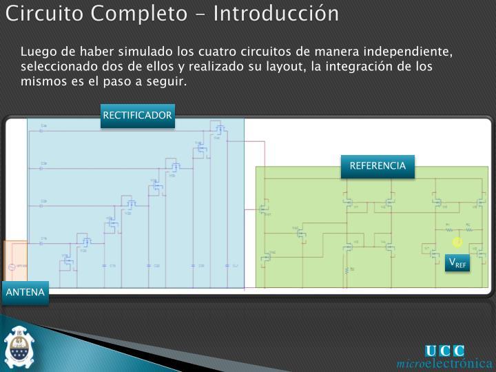 Circuito Completo - Introducción