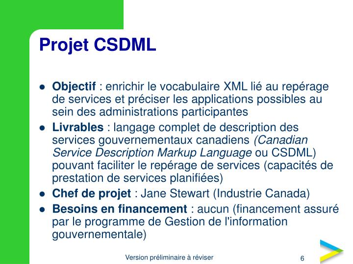 Projet CSDML