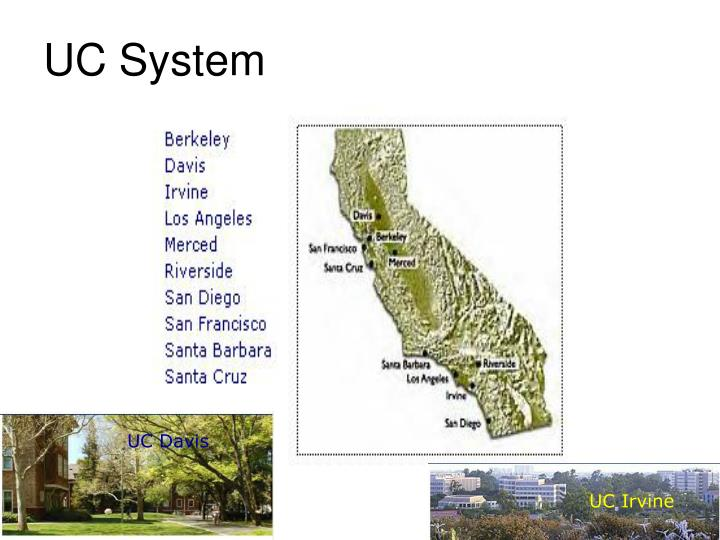 UC System