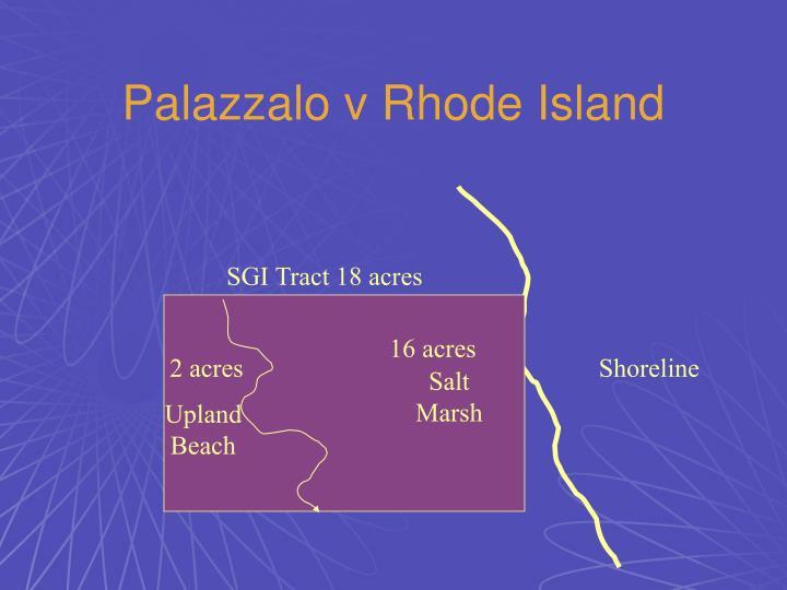 Palazzalo v Rhode Island