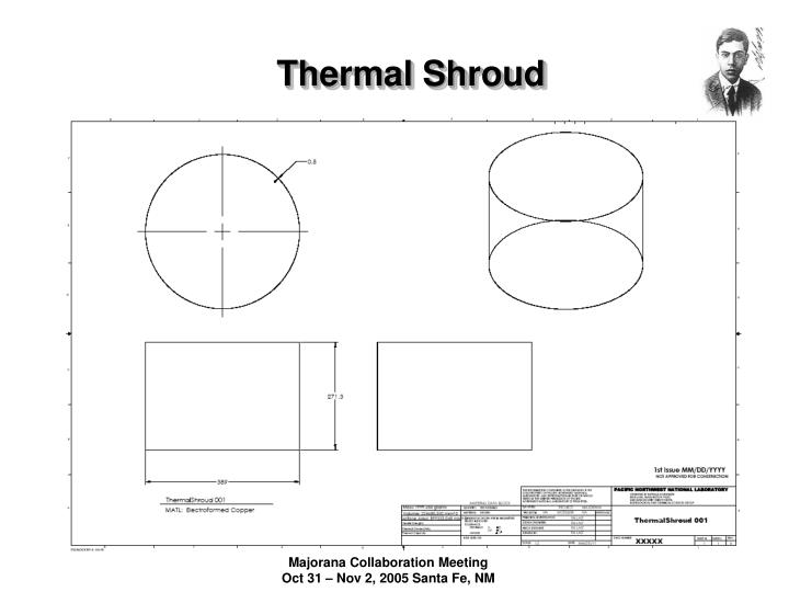 Thermal Shroud