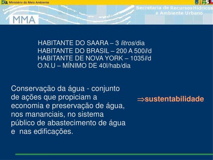 HABITANTE DO SAARA – 3