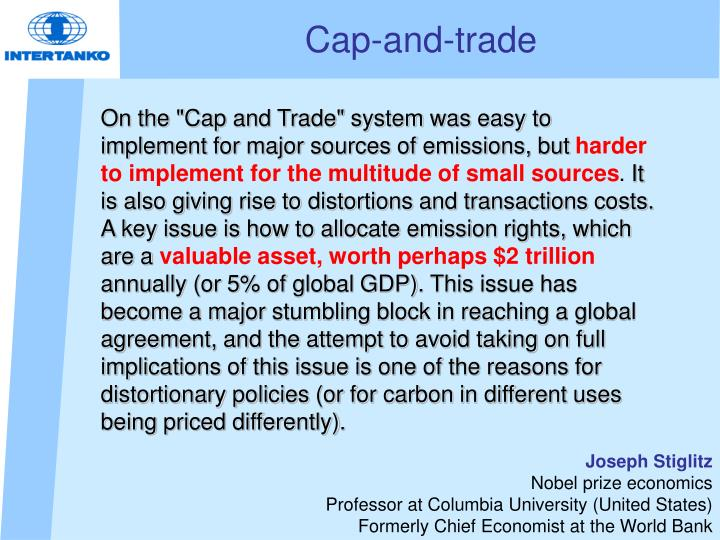 Cap-and-trade