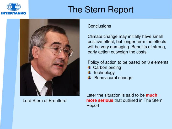 The Stern Report