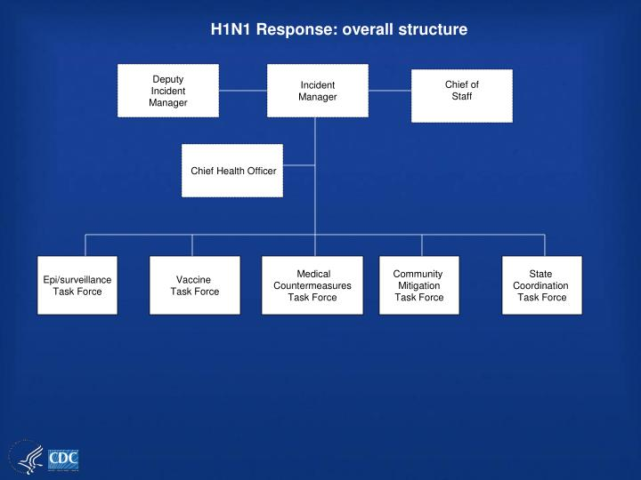 H1N1 Response: overall structure