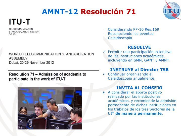 AMNT-12