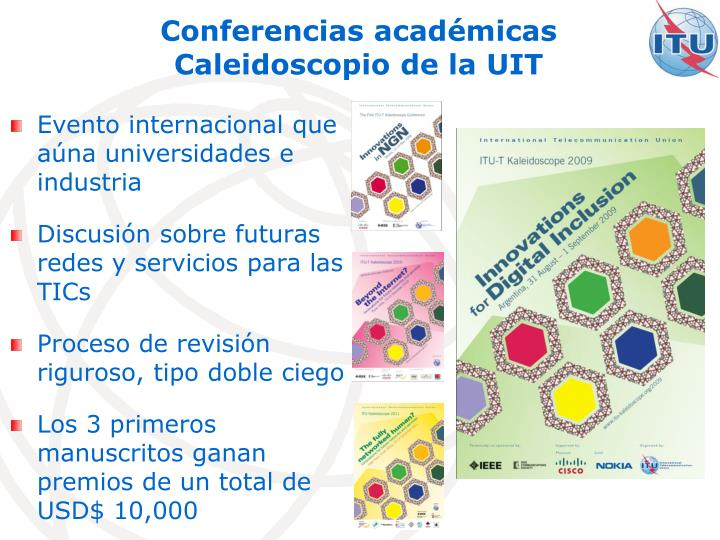 Conferencias académicas
