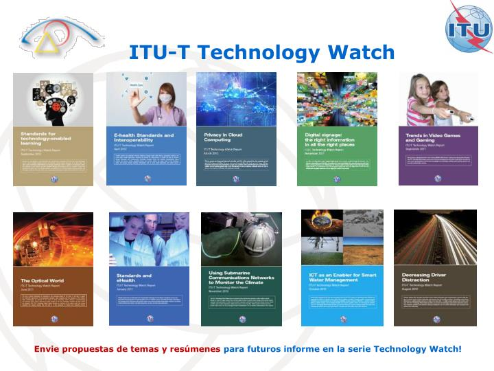 ITU-T Technology Watch
