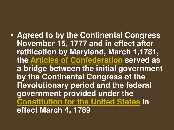 a description of the continental congress and its effects to the american government Kids learn about the continental congress  history  american revolution the continental congress was  this congress acted much more like a government.