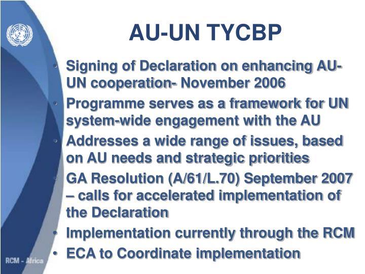 AU-UN TYCBP
