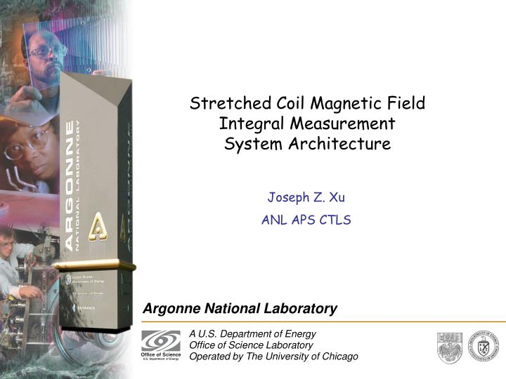 Stretched Coil Magnetic Field Integral Measurement System Architecture