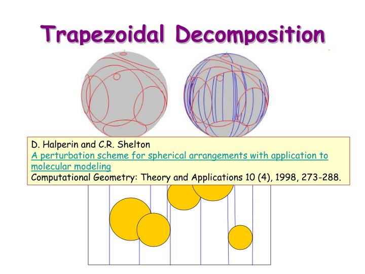 Trapezoidal Decomposition