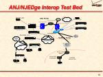 anj njedge interop test bed
