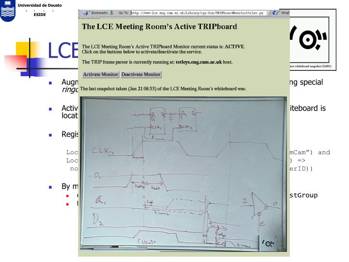 LCE Active TRIPboard