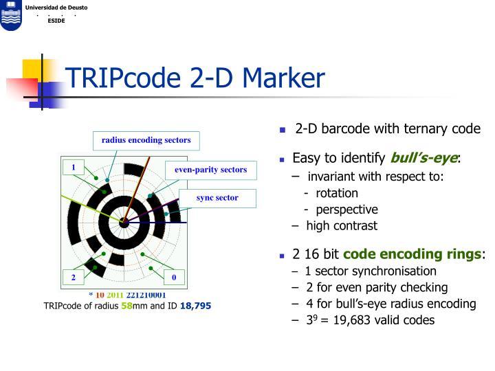 radius encoding sectors