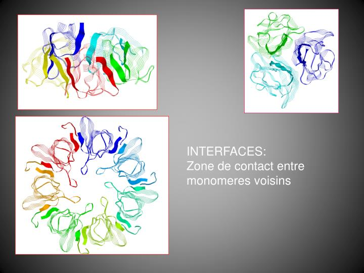INTERFACES:
