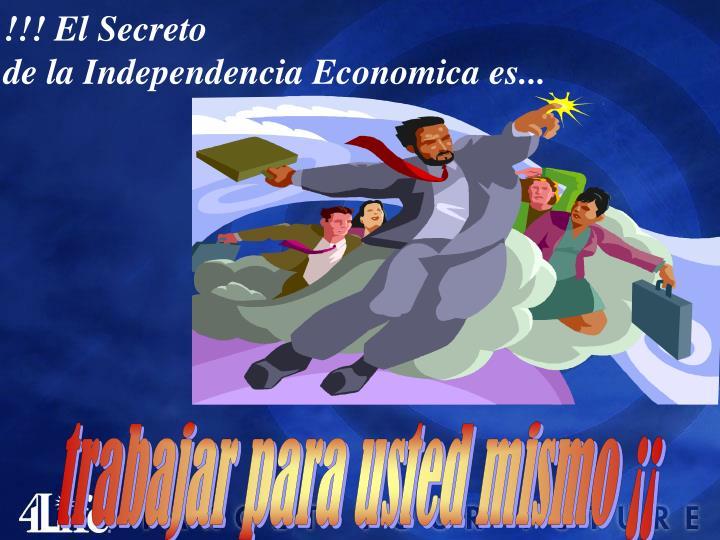 !!! El Secreto