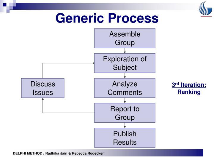 Generic Process