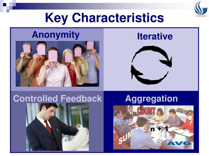 Key Characteristics