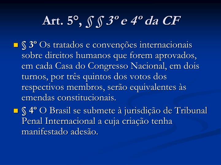 Art. 5°,