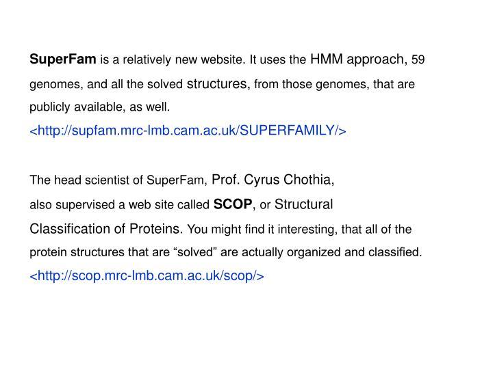 SuperFam