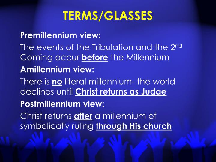 TERMS/GLASSES