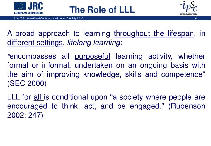 The Role of LLL