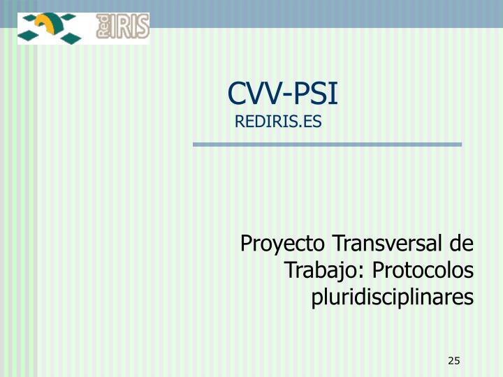 CVV-PSI