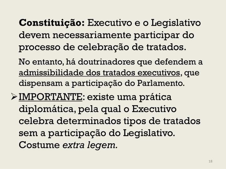 Constituição: