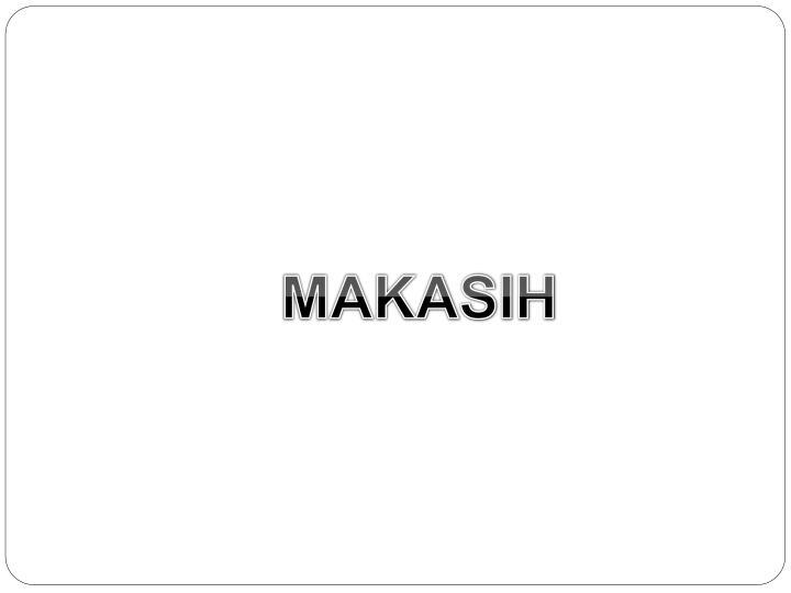 MAKASIH