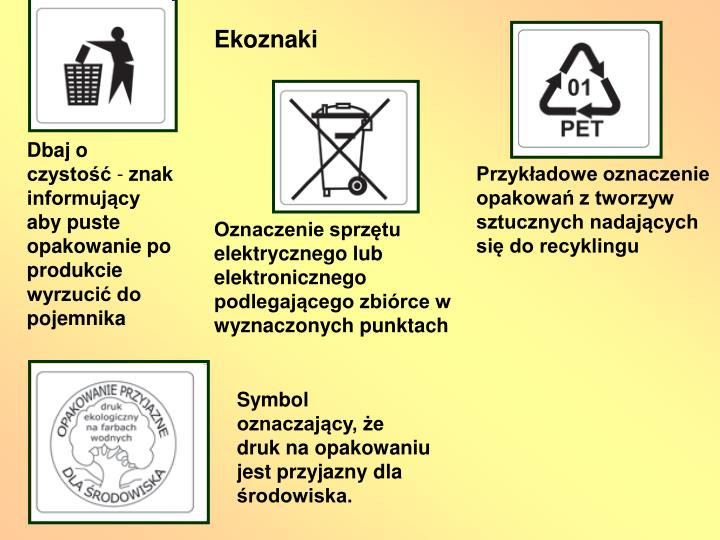 Ekoznaki