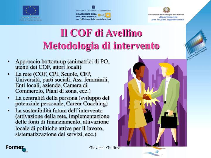 Il COF di Avellino