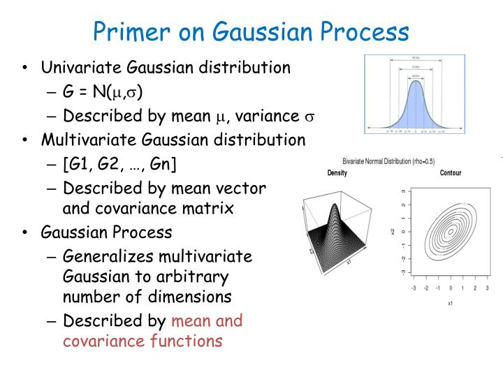 Primer on Gaussian Process