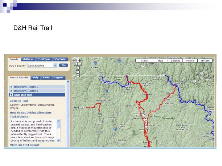 D&H Rail Trail