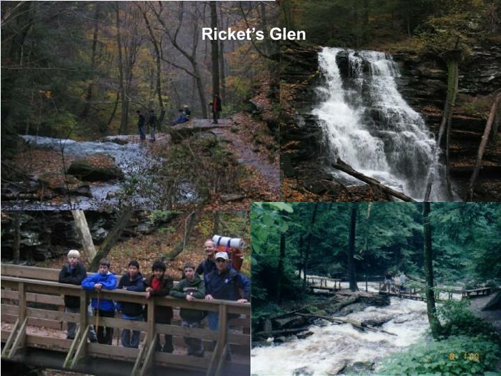 Ricket's Glen