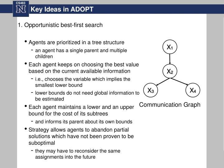 Key Ideas in ADOPT