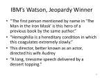 ibm s watson jeopardy winner
