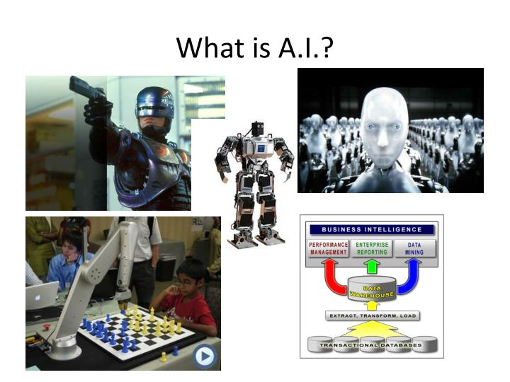 What is a i