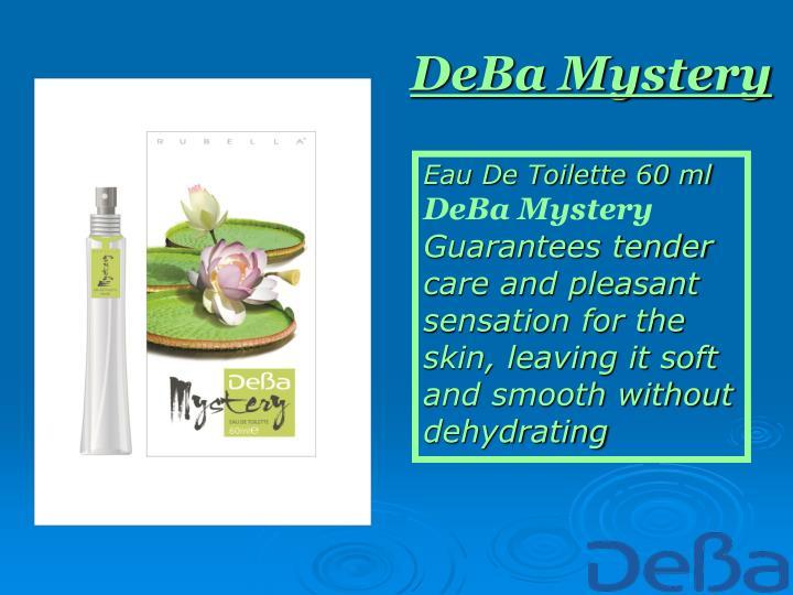 DeBa Mystery