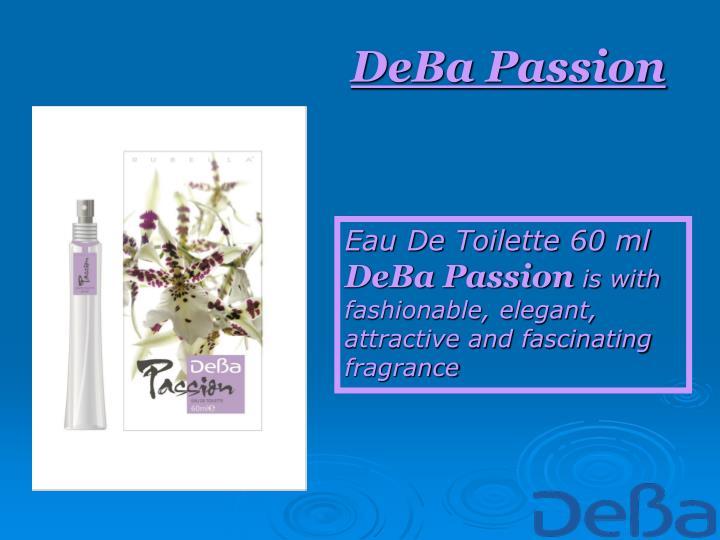 DeBa Passion