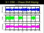 3 1 csk chaos shift keying