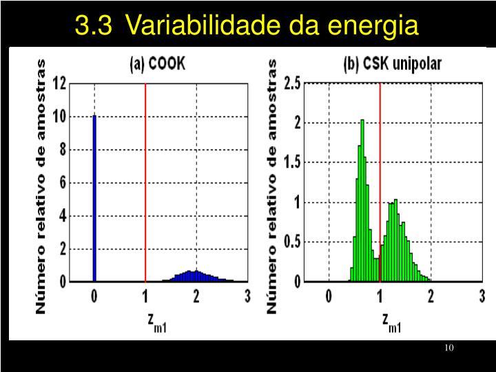 3.3Variabilidade da energia