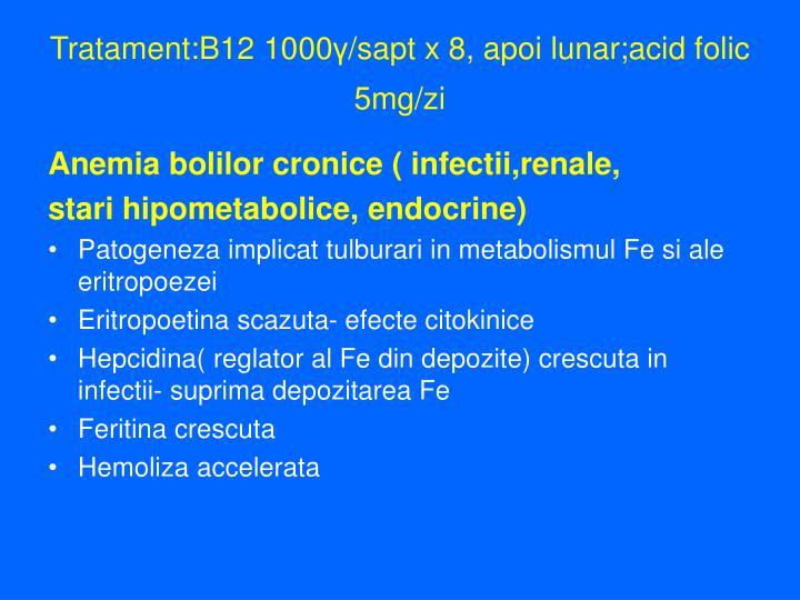Tratament:B12 1000