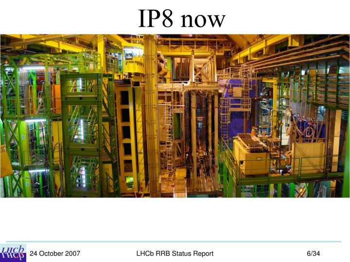 IP8 now