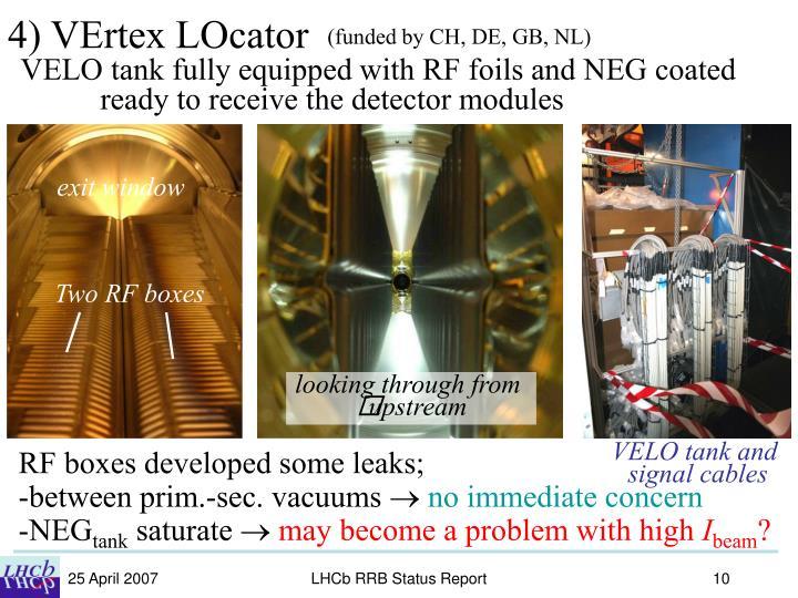 4) VErtex LOcator